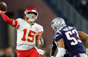 patriots prepare for mahomes knowing what did and didn't work first time around