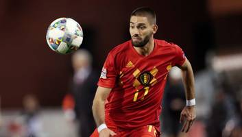 Arsenal Outpriced of Deal for Yannick Carrasco Despite Being Offered the Chance to Sign the Belgian