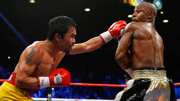 manny pacquiao's camp laying groundwork for potential floyd mayweather rematch?