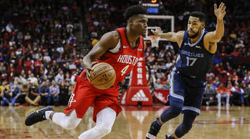 NBA Trade Rumors: Rockets Losing Danuel House to G League; Hawks Looking to Move Lin, Bazemore