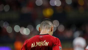 newcastle yet to submit new bid for atlanta star miguel almiron as transfer frustrations continue