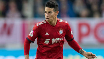 sporting director suggests bayern could sign james rodriguez permanently amid links to arsenal