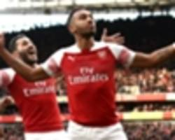 arsenal vs chelsea: aubameyang looking forward to eden hazard reunion
