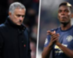 'coaches need protecting!' - mourinho hits out at player power amid pogba rift claims