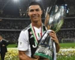 'that's why we signed him!' - ronaldo's trophy-winning qualities hailed by allegri