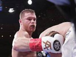 canelo alvarez to return to the ring on may 4 to fight danny jacobs