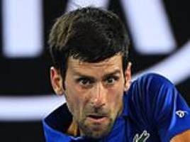 djokovic sees off tsonga in straight sets to march into australian open third round