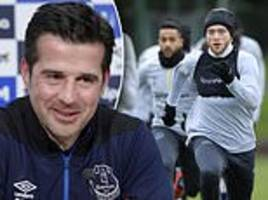 everton boss marco silva reveals he needs more departures before he can make any january signings