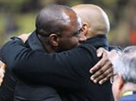 'it felt really, really weird': henry on facing vieira as managers