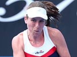 jo konta vs garbine muguruza is latest match in australian open history