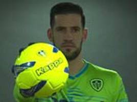Kiko Casilla joins Leeds from Real Madrid and sets sights on promotion