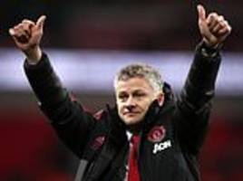 manchester united stars and staff want ole gunnar solskjaer to be handed the job permanently