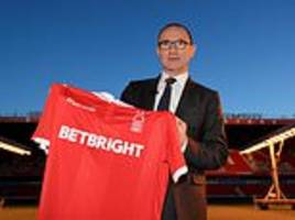 martin o'neill makes pledge as he fulfils 'destiny' by becoming nottingham forest boss