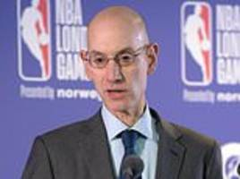 NBA commissioner reveals London match could be scrapped in favour of Paris clash