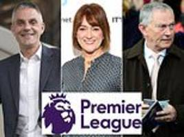premier league suffer another blow in search for richard scudamore replacement