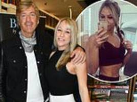 richard madeley reveals fitness guru daughter chloe steered him away from a bad diet and alcohol