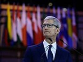 Apple CEO Tim Cook calls for creation of privacy bill that lets users delete their data 'on demand'