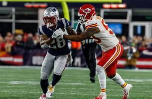 Colin Cowherd compares New England and Kansas City's record in big games ahead of AFC Championship