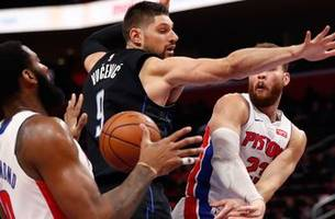 magic struggle defensively and give pistons win in ot