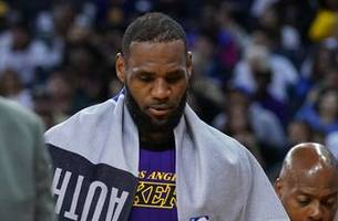 colin cowherd: rich paul's reaction 'speaks volumes' about lebron's groin injury