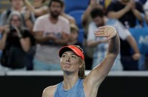 Australian Open glance: Sharapova vs Wozniacki in 3rd round