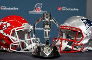 how the chiefs and patriots match up in the afc championship game