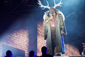 fox's 'masked singer' reveals third celebrity masked singer: and the deer is … (video)