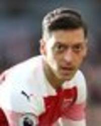 arsenal news: this is why mesut ozil 'doesn't care about football any more' - petit