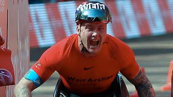 David Weir to compete in London Marathon for 20th consecutive year