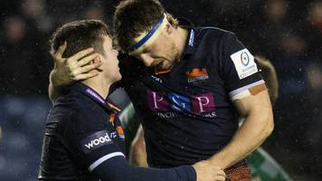 European Champions Cup: Edinburgh v Montpellier (Fri)