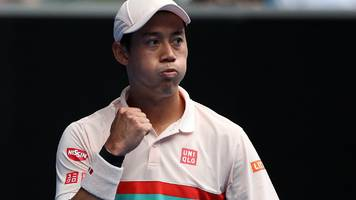 Australian Open 2019: Kei Nishikori survives Ivo Karlovic fightback to progress