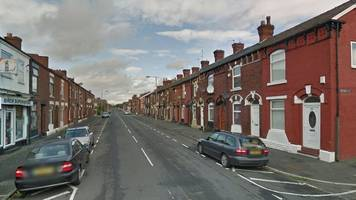 luke graham murder: moston man charged over street shooting