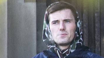 gatecrasher sentenced for party rampage
