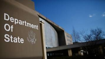 state department says staff is coming back to work and will be paid