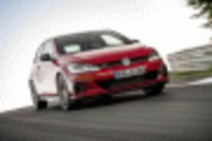 crank up the volume: vw reveals 286-horsepower golf gti tcr