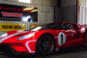 hennessey: i wouldn't put a v-8 in a ford gt even for $1 million