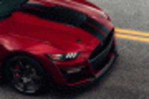 the 2020 ford mustang shelby gt500 needs its hood pins, here's why