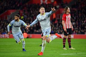 martyn waghorn delivers his verdict on derby county's dramatic fa cup victory over southampton