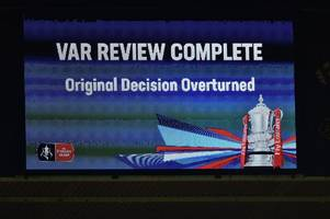 'shambles' - football world reacts to var controversy in derby county's fa cup win over southampton