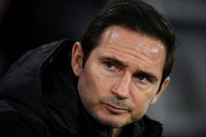what frank lampard said to derby county players before penalty shoot-out win at southampton