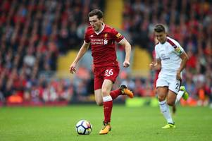 andy robertson explains why signing new liverpool deal was so easy