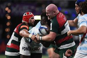 leicester tigers' dan cole and ellis genge return to england six nations squad