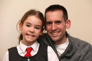 nine-year-old stayed calm and called 999 when her dad had a serious head injury