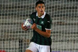 Plymouth Argyle striker Klaidi Lolos gets Greece Under-19 training camp call-up