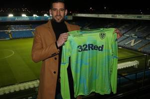 leeds utd's new signing to remain on sidelines at stoke city