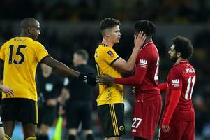 jurgen klopp sends wolves a message with this liverpool transfer decision