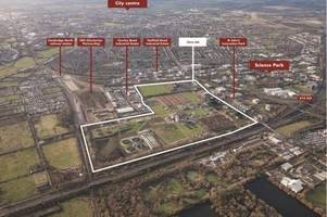 The plans for industry in Cambridge's new 5,000-home neighbourhood
