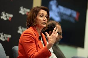 Trump Denies Pelosi Use Of Aircraft For Planned Trip Abroad