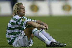 celtic legend johan mjallby 'chased for £500,000 in unpaid taxes' from his time in glasgow