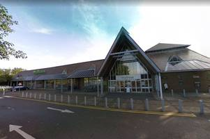 waitrose is 'considering pulling out of barry'